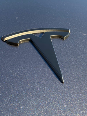 Model 3 Plastic Molded T Logo Caps $49 (1 Pair)
