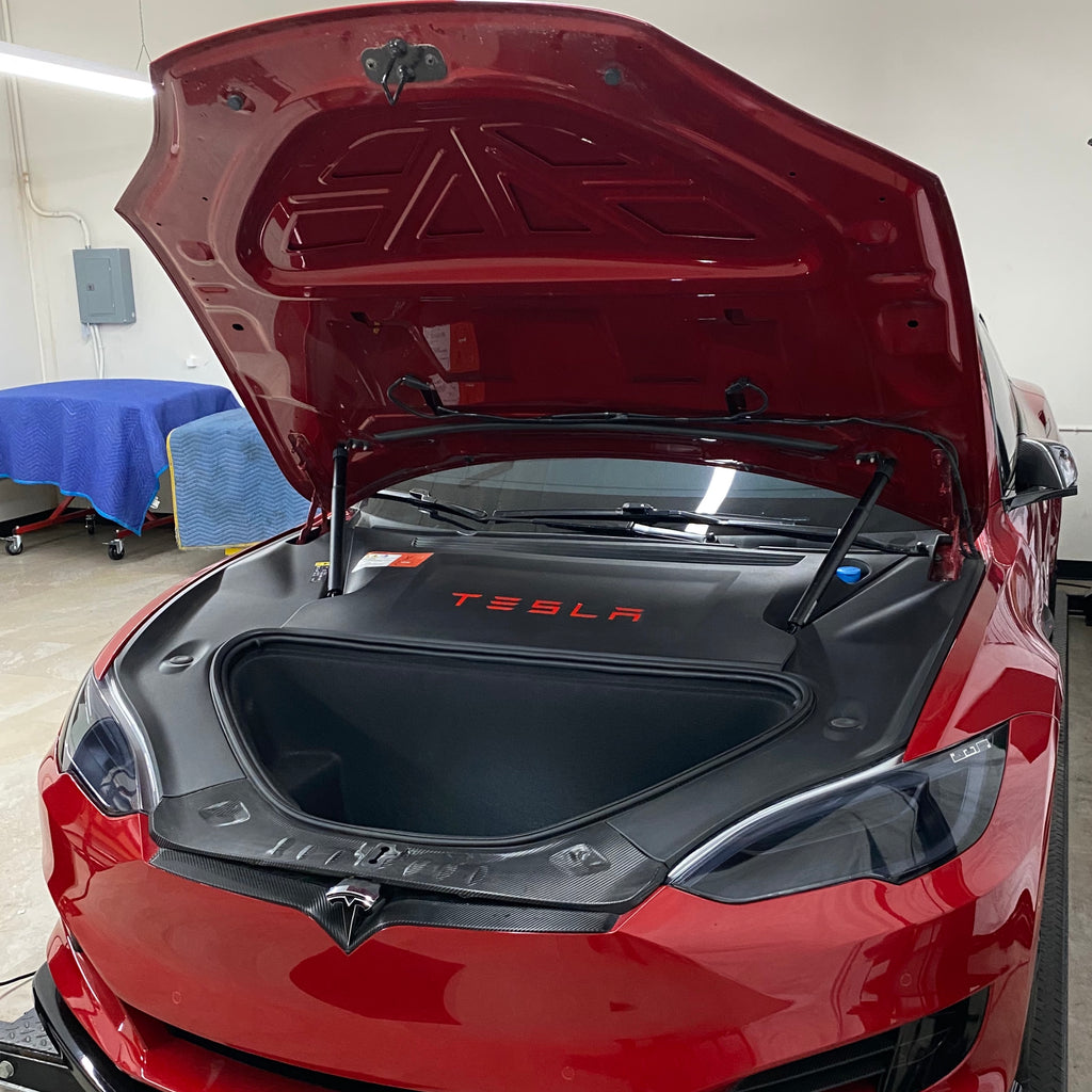 Model S Power Liftgate Front Trunk (Frunk) - Hands Free - $539