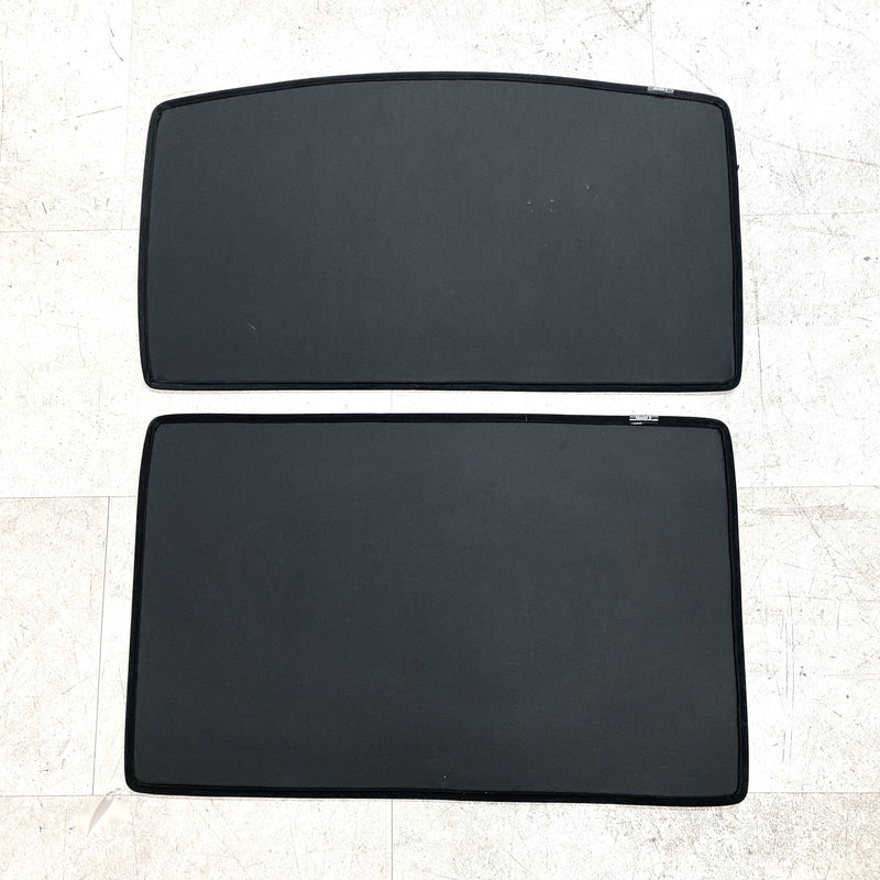 Model S Sunroof Sunshade 2 Piece Kit for Opening Sunroofs Only - $49