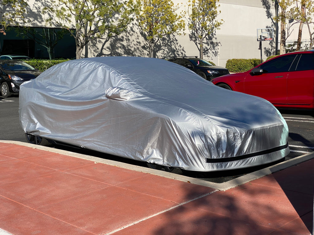 Model 3 Car Cover - Indoor/Outdoor Weatherproof - $169