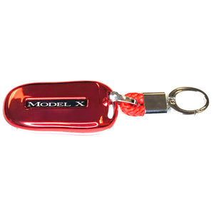 Key FOB Covers & Keychain - Chrome Key Ring and Hook ($24 w/ 20% off)