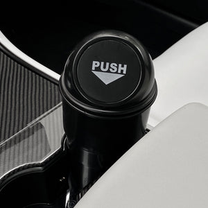 TESLA Cupholder Trashcans $12.50 each (With 20% Off)