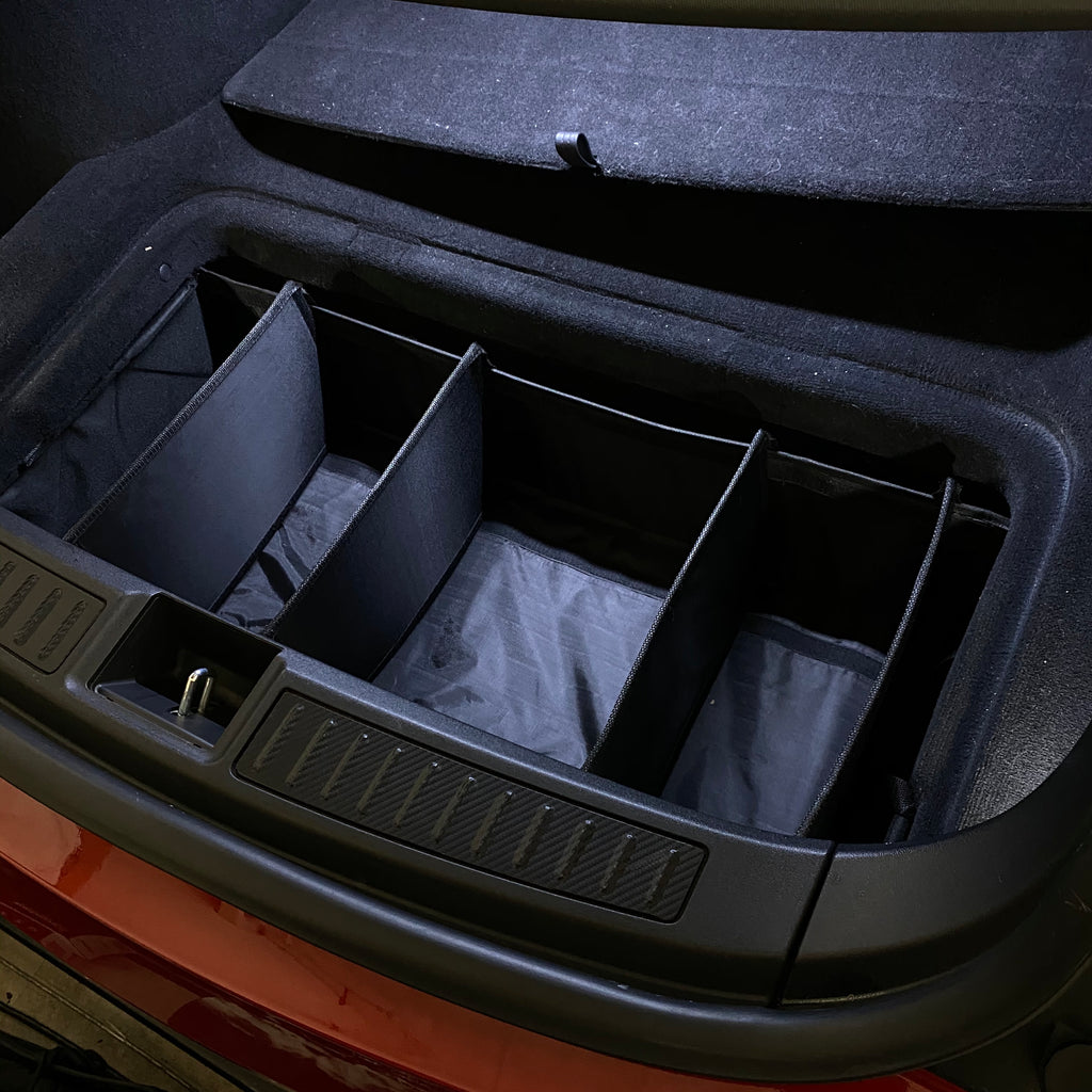 Model S Trunk/Sub Trunk Organizer Only $59 with 20% OFF