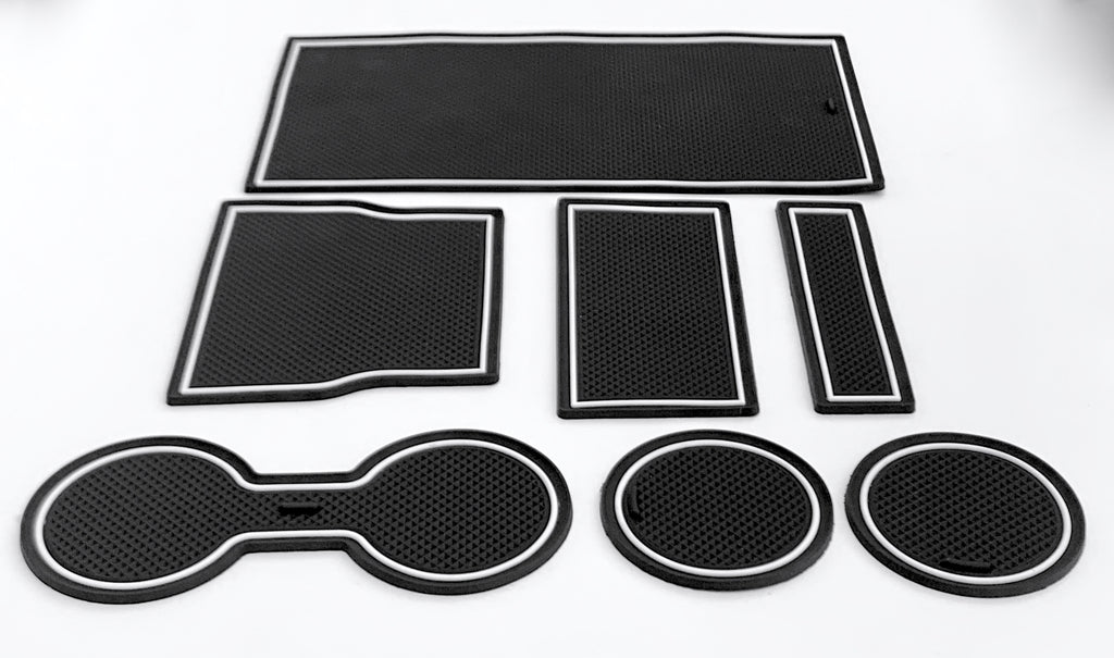 Model 3 Cup Holder / Center Console Liner Kit Only $15 with 20% OFF