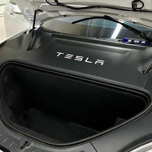 Model S Under Hood TESLA Letters - Only $27 with 20% off