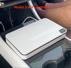 UV Sanitizing Smartphone Bath with Wireless Charging- $59