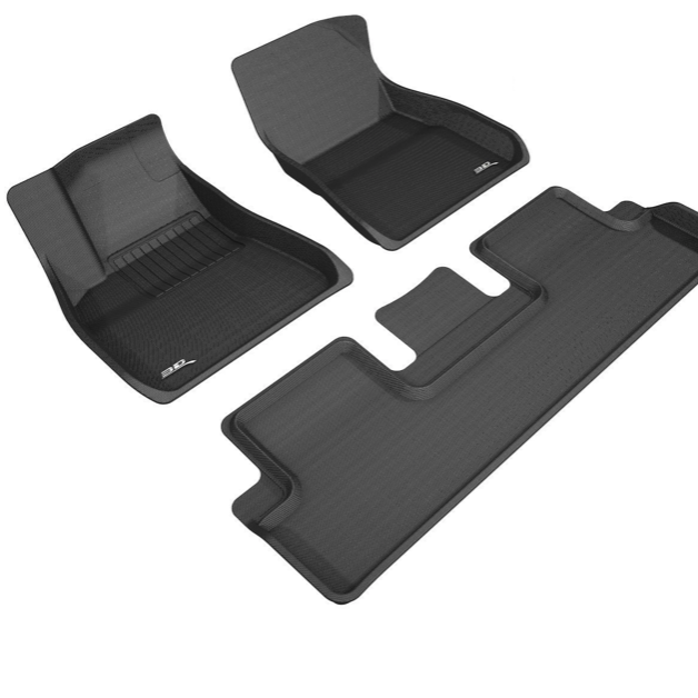 Model 3 MAXpider 3D All-Weather Floor Mats - SALE From $179