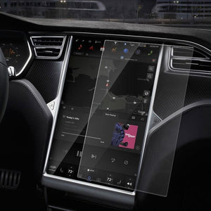 Model S & X (9H) Tempered Glass Display Protector ($35 with 20% OFF)