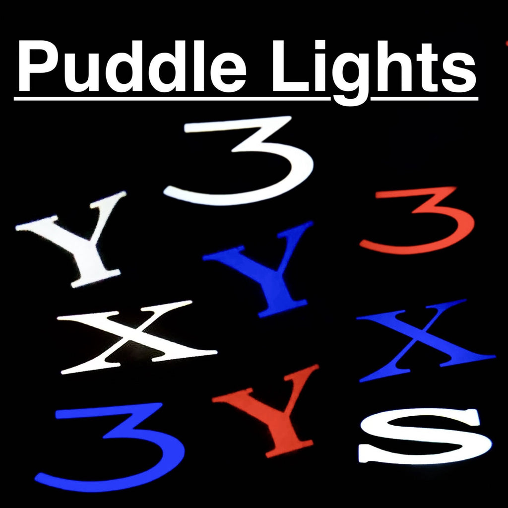 Puddle Light (Ghost Lights) 1 Pair (Only $39 with 20% off)