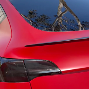 Model Y Performance Spoiler- Hydro Carbon Fiber Coated or Satin Black - $129