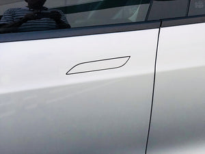 Model S Full Wrapped Door Handle Covers -(Various Colors)