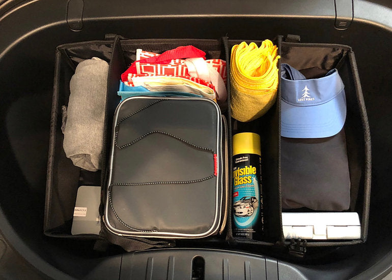 Model 3 Front Trunk (Frunk) Organizer for 2017-2021  From $49