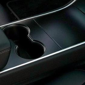 Model 3 Backseat Vent Cover - Carbon Fiber Coated $39 or Dry Molded Carbon $149