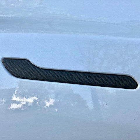 Model 3 Full Vinyl Wrap'd Door Handle Covers -(Vinyl Colors) (Only $32 with 20% off)