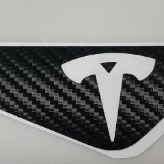 Turn Signal Indicator skin Wrap Decal - without camera