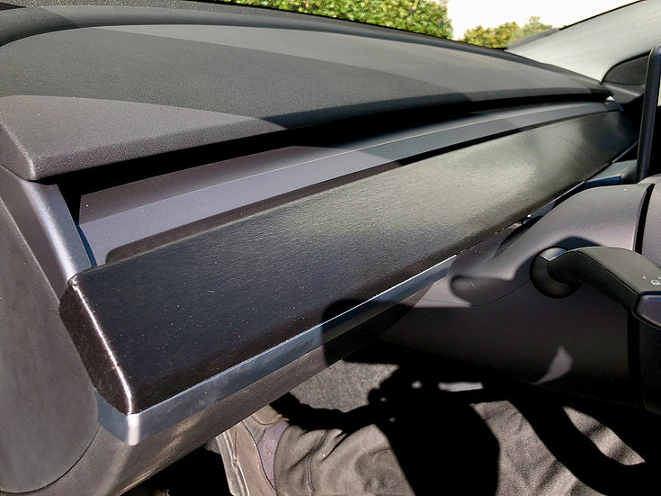 Model 3 & Y Vinyl Dashboard Wrap Gen. 2 ($59 w/ 20% Off)