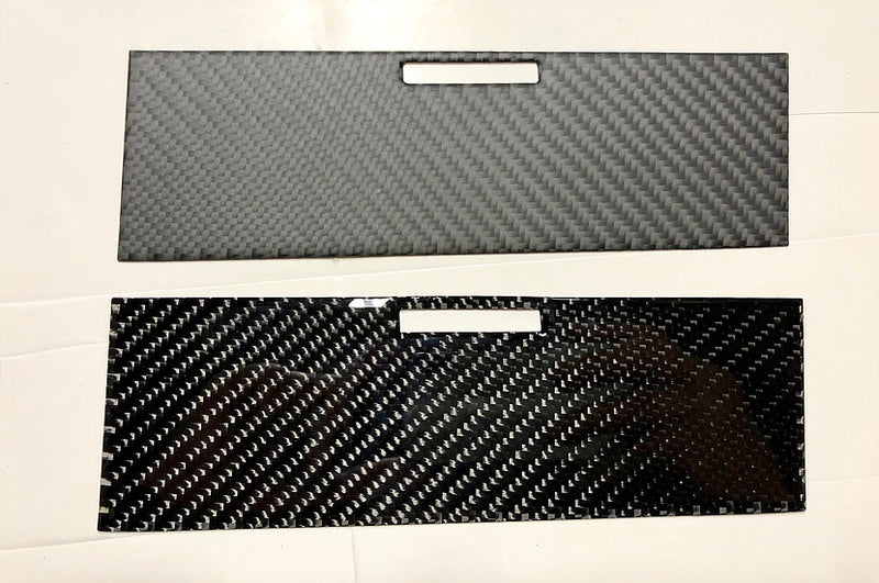 UPGRADE your drawer front to a Carbon Fiber Applique' (Only $29 with 20% off)