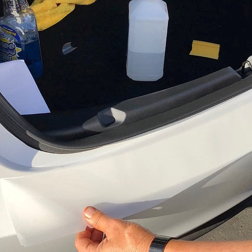 Model 3 Paint and Surface Protection