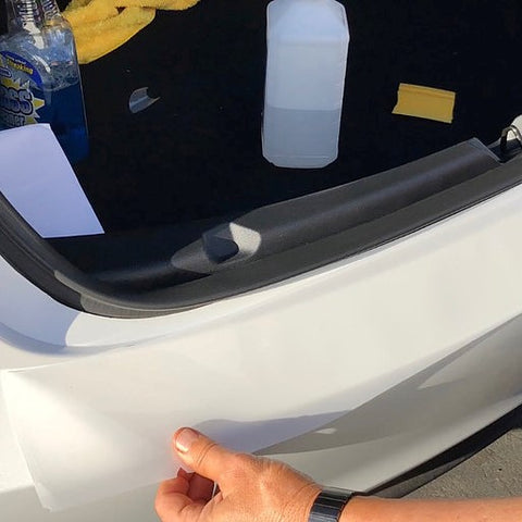 Model 3 & Y Door Handle Front Face Vinyl Wrap (Only $12 with 20% off)