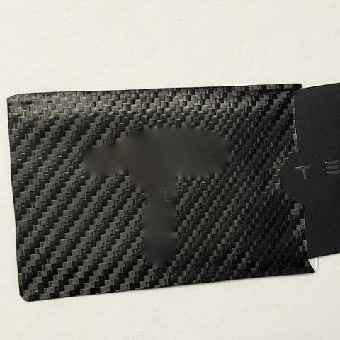 Model 3 Key Card Holder with Vinyl Wrap (Only $ 7.99 with 20% OFF)