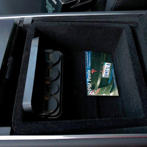 Model S & X Console Sliding Drawer PPF ( Only $29.99 with 20% Off)