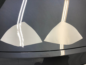 Model 3 Side Mirror Clear Bra Wrap Protection - Set of 2