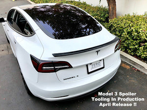Window Tint Model S