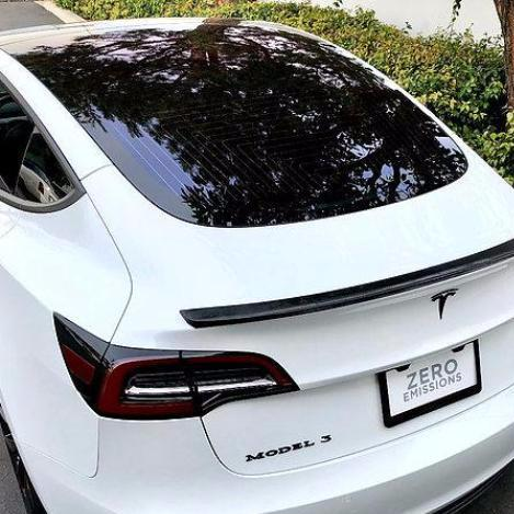 Window Tint Model 3  ($779 After 20% Discount is Applied)
