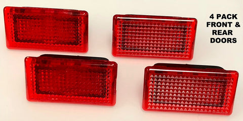 Colored Lighting LED Kit - Footwells or Trunk - 1 Pair $55 with 20% off