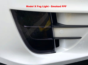 Model X Headlight Protection Film (Clear or Smoked) Set of 4