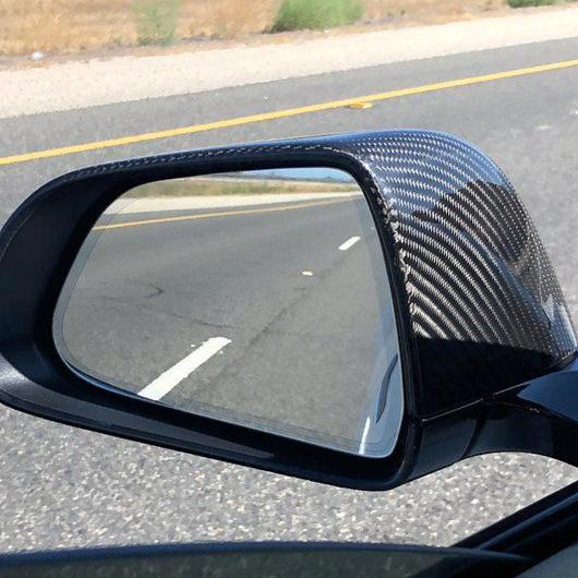 Model 3 Gen. 2 Carbon Fiber Mirror Caps ( $129 w/ 20% Off)
