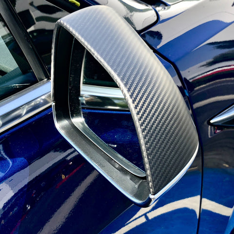Headlight Eyelid Wrap Trim (Various Colors)