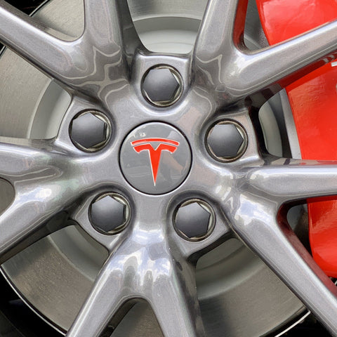 Model 3 Caliper Covers Engraved - with Jack Puck $239