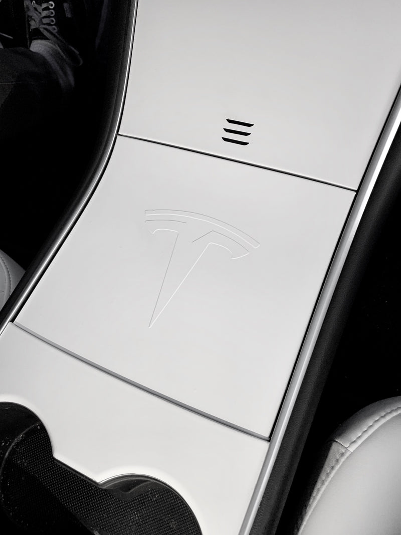 Model 3 & Y Center Console Vinyl Wraps Gen 3- Only $39 w/ 20% off