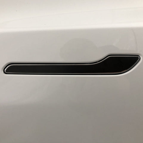 Model 3 Front Bumper Apron Applique - ($39 with 20% Off)