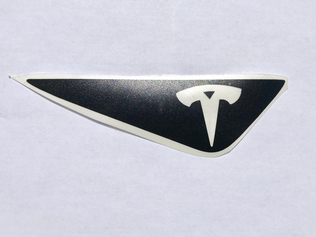 Turn Signal Indicator Skin Decals, Fits Model X & S AP1 & Pre Auto