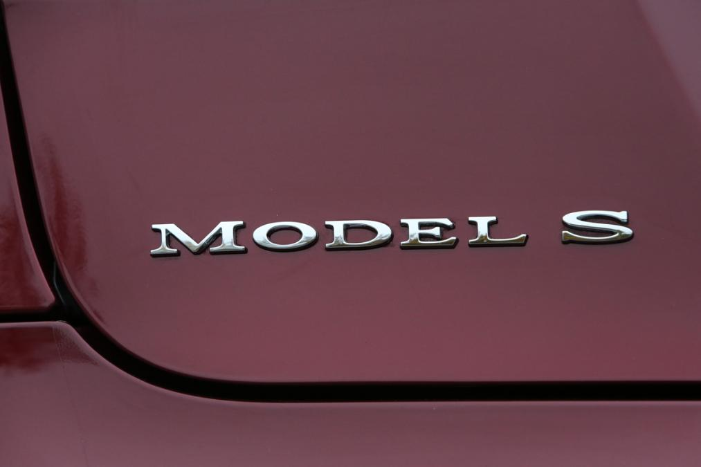 Model S or X Emblem (Badges) $29 w/ 20%OFF