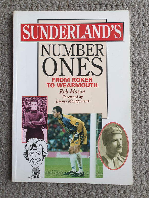 Book Sunderland Number Ones