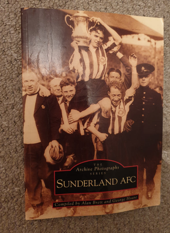 Book Sunderland AFC The Archive Photographs 1879 - 1973