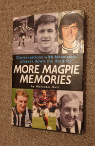 Book Newcastle Utd More Magpie Memories 2005