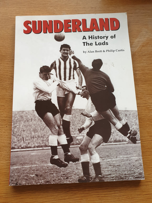 Book Sunderland A History of the Lads 2005
