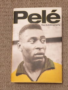 Book Pele The Autobiography (Hardback edition)