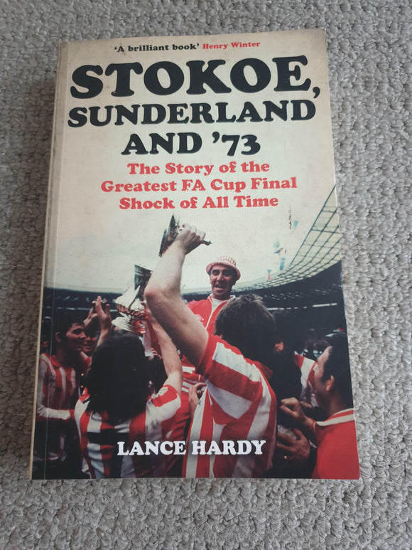 Book Stokoe, Sunderland and '73