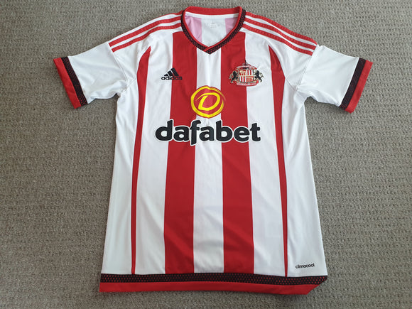 Sunderland Home Shirt 2015/16 S