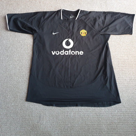 Manchester United 2003/05 Away Shirt