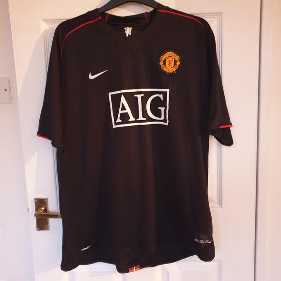 Manchester United 2007/08 Away Shirt