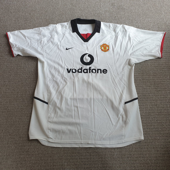 Manchester United 2002/03 Away Shirt