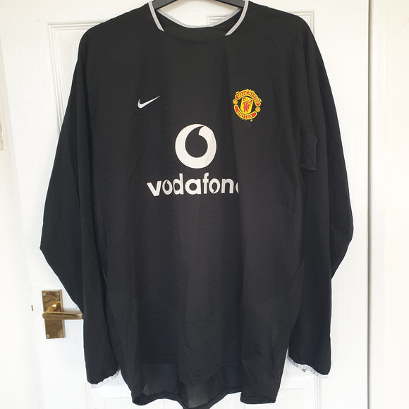 Manchester United 2003/05 Away Shirt #11 GIGGS
