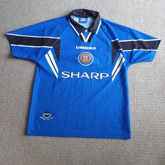 Manchester United Away 3rd Shirt 1996/97