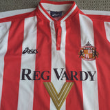Sunderland Home Shirt 1999/00 XL